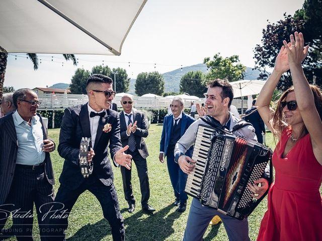 Il matrimonio di Lorenzo  e Veronica  a Ameglia, La Spezia 42