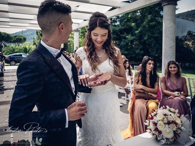 Il matrimonio di Lorenzo  e Veronica  a Ameglia, La Spezia 45
