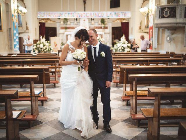 Il matrimonio di Eleonora e Omar a Livorno, Livorno 30