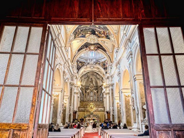 Il matrimonio di Rosario e Laura a Catania, Catania 21