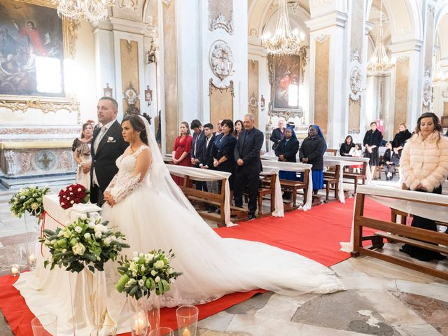 Il matrimonio di Rosario e Laura a Catania, Catania 22