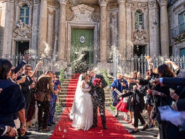 Il matrimonio di Rosario e Laura a Catania, Catania 25