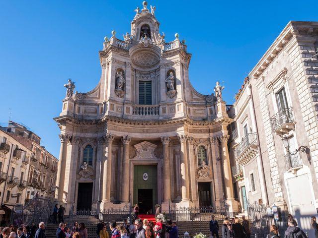Il matrimonio di Rosario e Laura a Catania, Catania 26