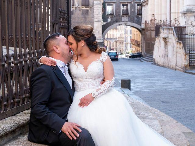 Il matrimonio di Rosario e Laura a Catania, Catania 30