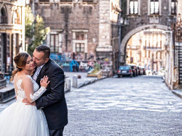 Il matrimonio di Rosario e Laura a Catania, Catania 31