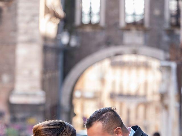 Il matrimonio di Rosario e Laura a Catania, Catania 32