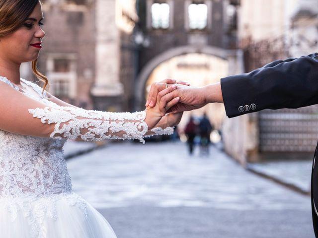 Il matrimonio di Rosario e Laura a Catania, Catania 34
