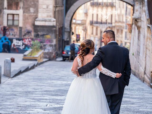 Il matrimonio di Rosario e Laura a Catania, Catania 35