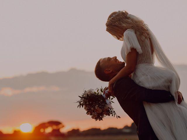 Le nozze di Loredana e Stefano