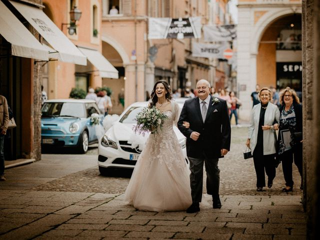 Il matrimonio di Valeria e Gabriele a Modena, Modena 23