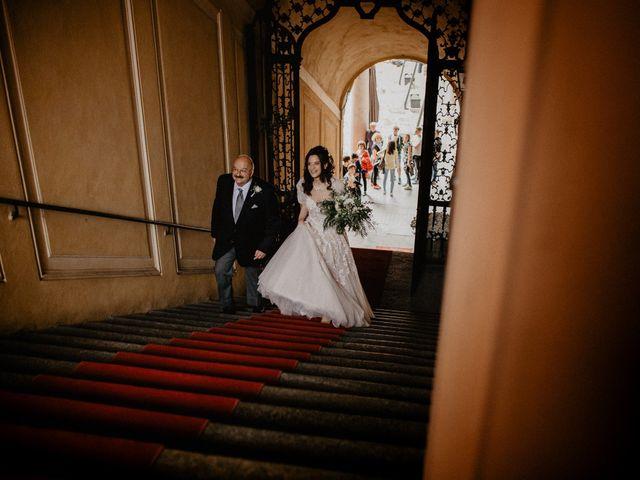 Il matrimonio di Valeria e Gabriele a Modena, Modena 25