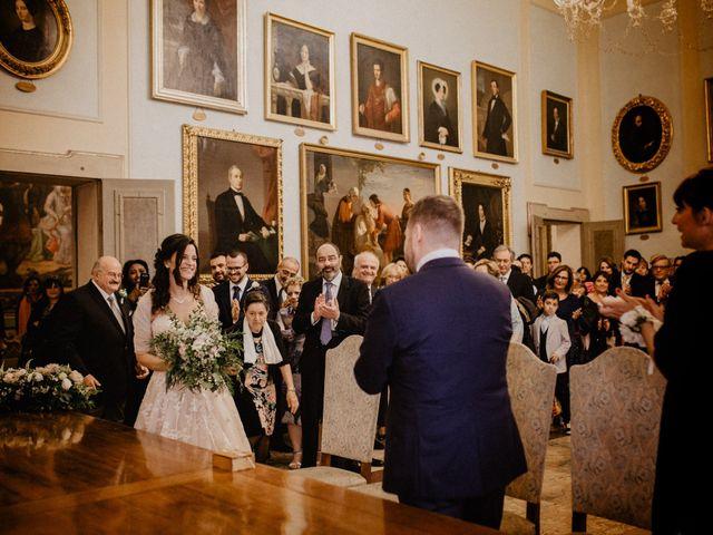 Il matrimonio di Valeria e Gabriele a Modena, Modena 27