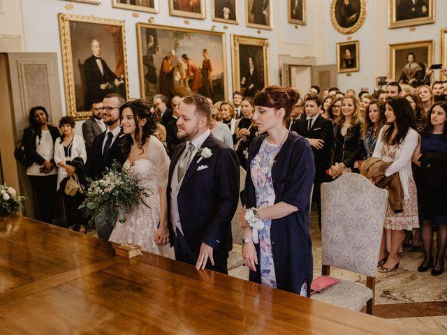 Il matrimonio di Valeria e Gabriele a Modena, Modena 28