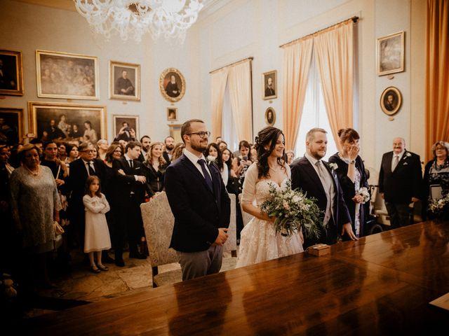 Il matrimonio di Valeria e Gabriele a Modena, Modena 29