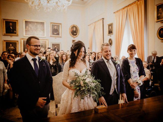 Il matrimonio di Valeria e Gabriele a Modena, Modena 31