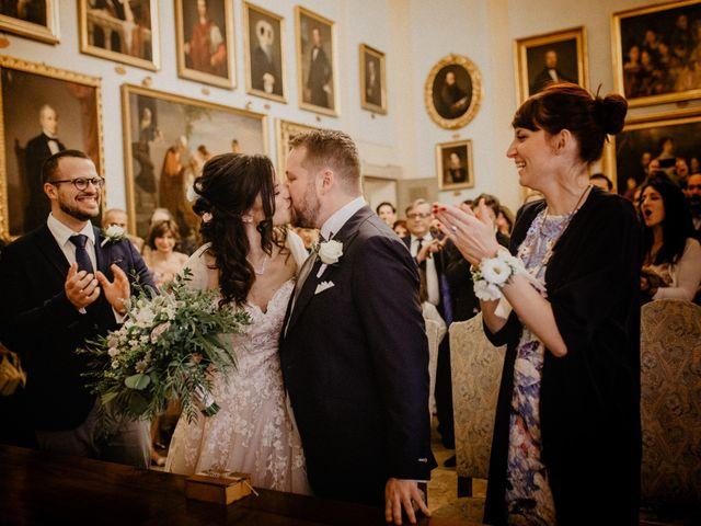 Il matrimonio di Valeria e Gabriele a Modena, Modena 32