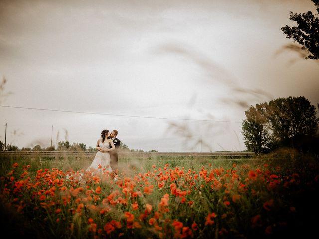 Il matrimonio di Valeria e Gabriele a Modena, Modena 43