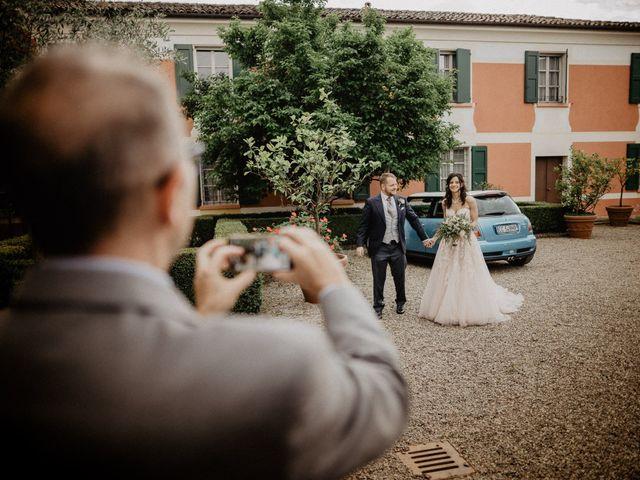 Il matrimonio di Valeria e Gabriele a Modena, Modena 45