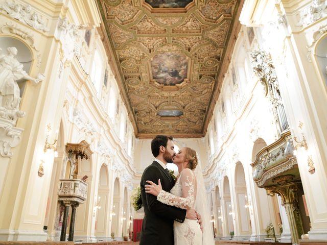 Il matrimonio di Luigi e Filomena a Bacoli, Napoli 23