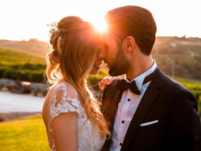 le nozze di Davide e Amanda