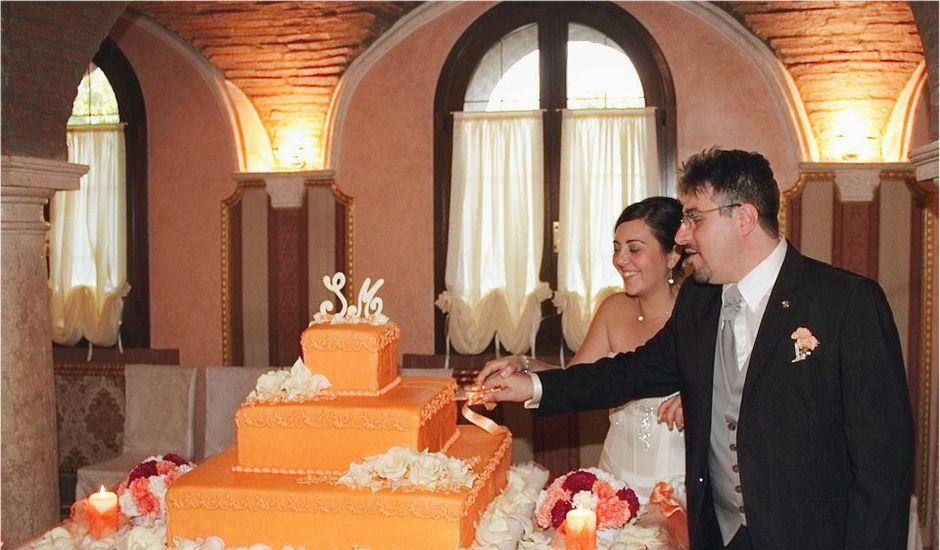 Il matrimonio di Massimo e Sara a Roncoferraro, Mantova