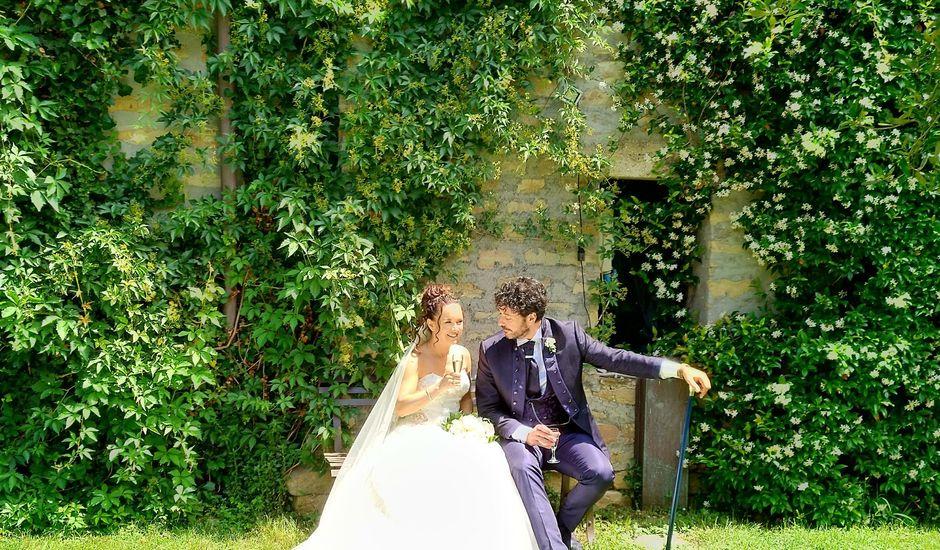 Il matrimonio di Mauro e Michela a Serra San Quirico, Ancona