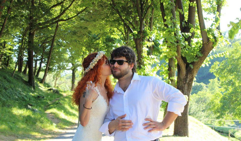 Il matrimonio di Davide e Laura a Vercurago, Lecco