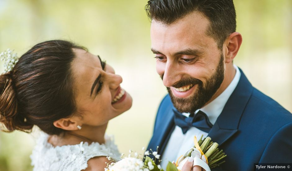 Il matrimonio di Francesco e Silvia a Formia, Latina