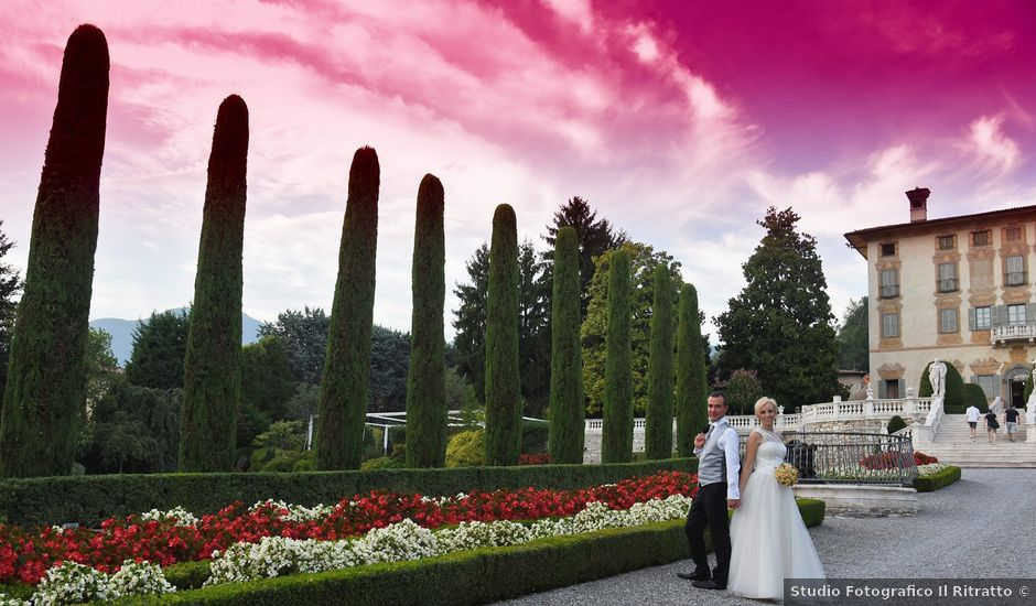Il matrimonio di Alex e Lucia a Malgrate, Lecco
