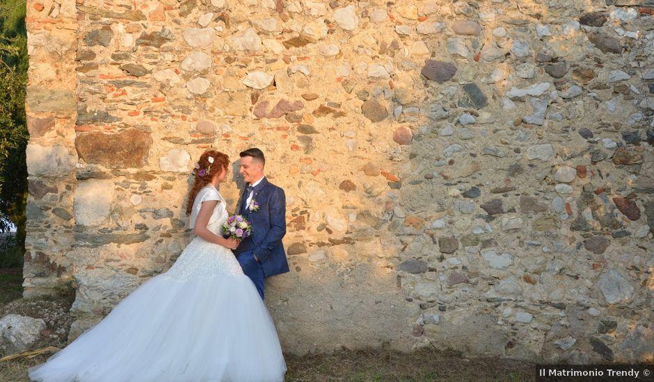 Il matrimonio di Gianbattista e Adriana a Lonato del Garda, Brescia