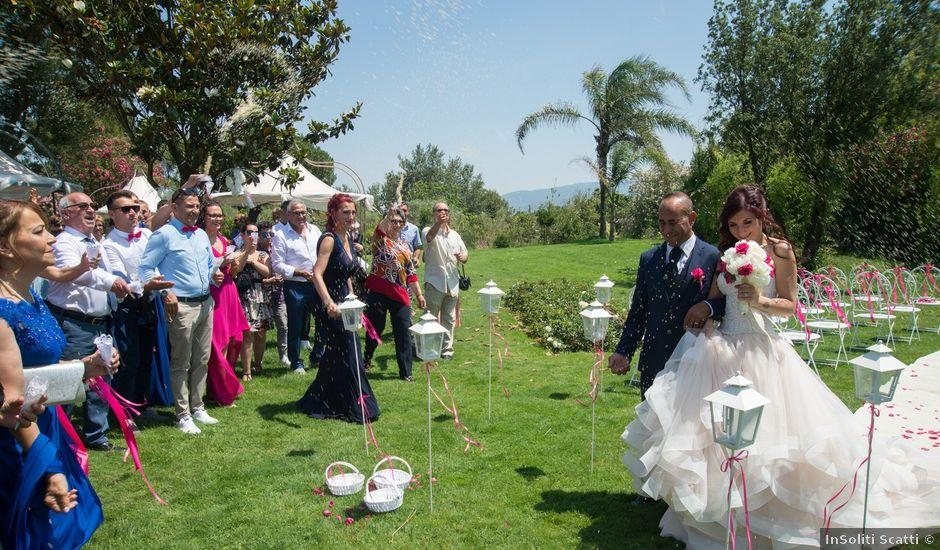 Il matrimonio di Roberto e Valeria a Terralba, Oristano
