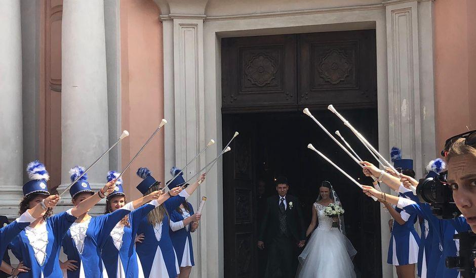 Il matrimonio di Manuel e Monica a Canale, Cuneo