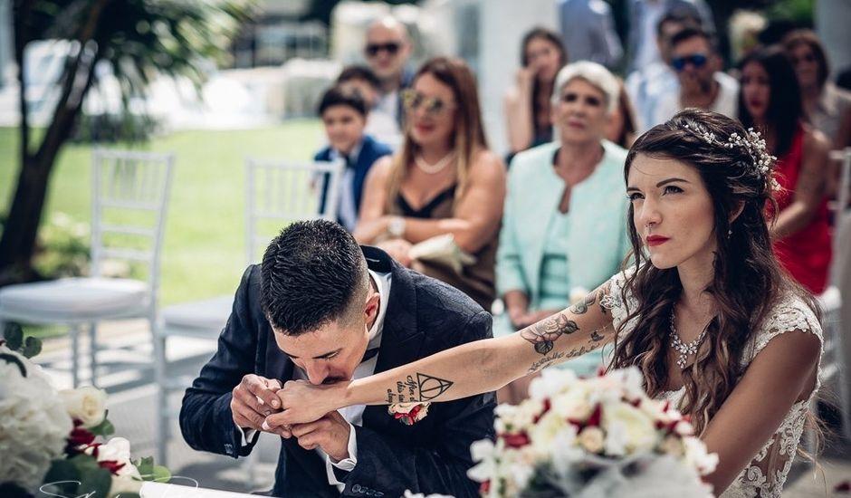 Il matrimonio di Lorenzo  e Veronica  a Ameglia, La Spezia