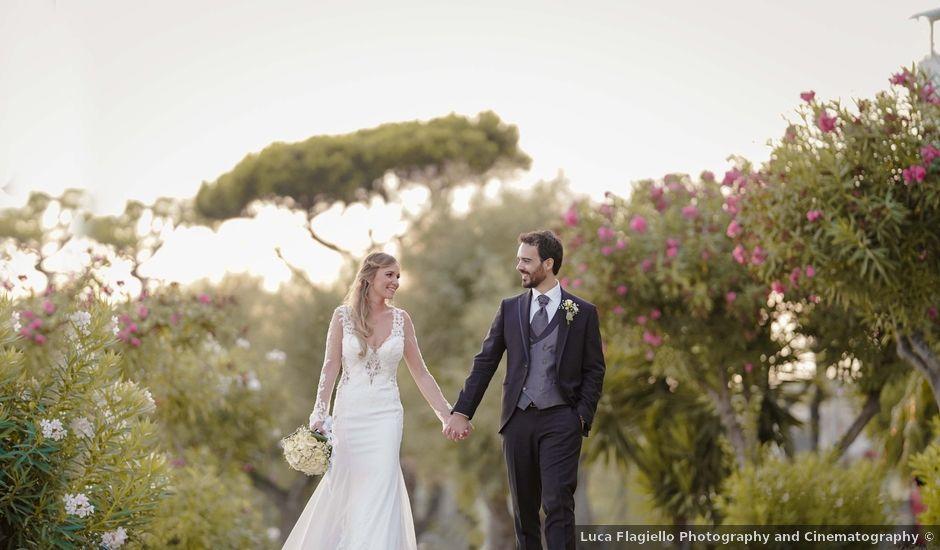 Il matrimonio di Luigi e Filomena a Bacoli, Napoli