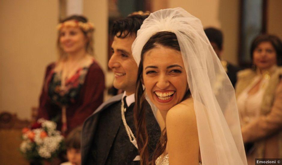 Il matrimonio di Kener e Ylenia a Cunico, Asti