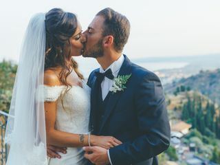 Le nozze di Serena e Bruno