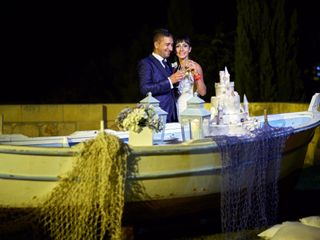 Le nozze di Cristina e Santo