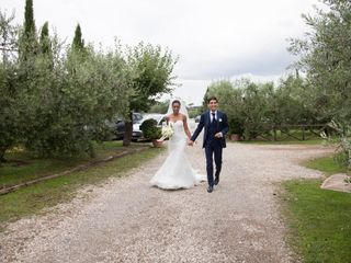 Le nozze di Ingrid e Francesco 1