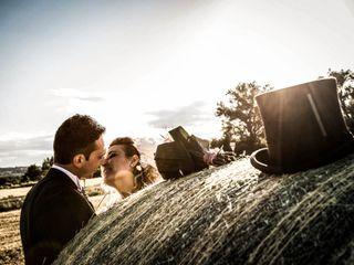 Le nozze di Cristian e Elena