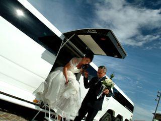 Le nozze di Valentina e Michael 1