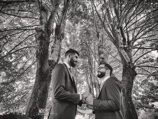 Le nozze di Jalil e Gianmarco