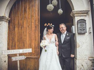 Le nozze di Alexander e Anna Elena 1