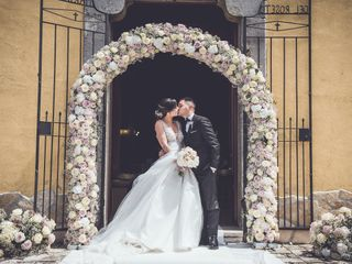 Le nozze di Alexander e Anna Elena 2