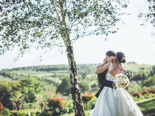 Le nozze di Alexander e Anna Elena