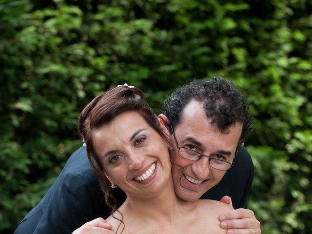 Il matrimonio di Luigi e Antonella a Somma Lombardo, Varese 3