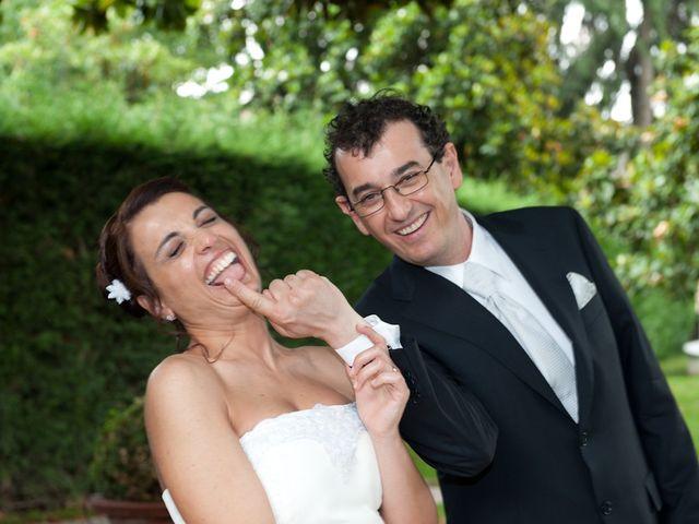Il matrimonio di Luigi e Antonella a Somma Lombardo, Varese 1