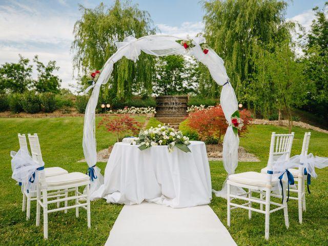 Il matrimonio di Zack e Elena a San Lazzaro di Savena, Bologna 2