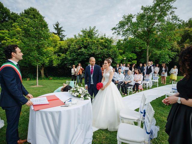 Il matrimonio di Zack e Elena a San Lazzaro di Savena, Bologna 4