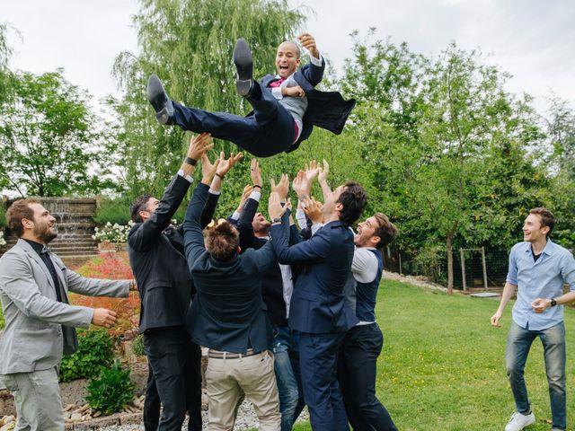 Il matrimonio di Zack e Elena a San Lazzaro di Savena, Bologna 5
