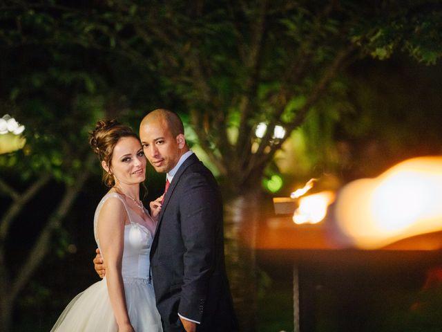 le nozze di Elena e Zack